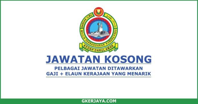 Kerja Kosong MP Kubang Pasu
