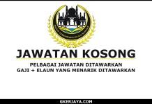 Kerja Kosong Majlis Perbandaran Kuala Kangsar