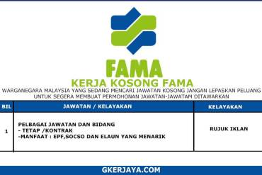 Kerja Terkini FAMA (1)