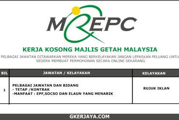 Kerja Terkini Majlis Getah Malaysia (1)