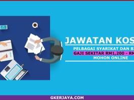 Kerja kosong 2018 Area Selangor TerkiniKerja kosong 2018 Area Selangor Terkini