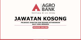 Kerja kosong Bank Pertanian Malaysia