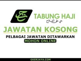 Kerja kosong terkini Lembaga Tabung Haji