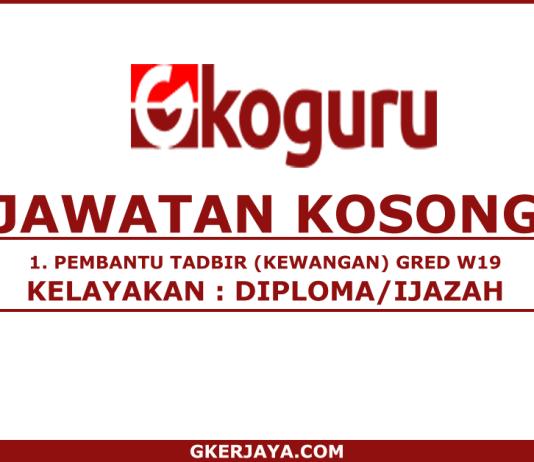 Peluang Kerjaya Koperasi Warga Pendidikan Terengganu Berhad (1)
