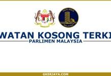 Peluang kerjaya di Parlimen Malaysia