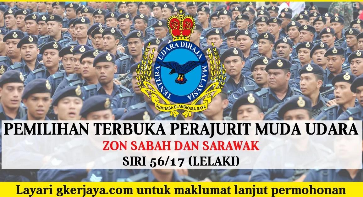 Pemilihan Tentera Udara diraja Malaysia Zon Sabah Sarawak