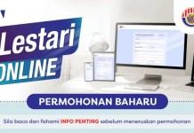 Permohonan Baru i-Lestari Online KWSP Kini Dibuka