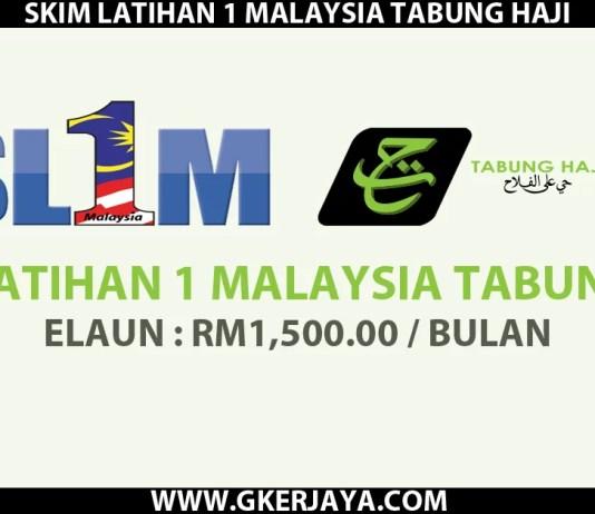 Permohonan Skim Latihan 1 Malaysia Tabung Haji