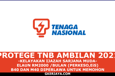 Protege TNB Ready to Work