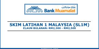 Skim Latihan 1 Malaysia Bank Muamalat Malaysia