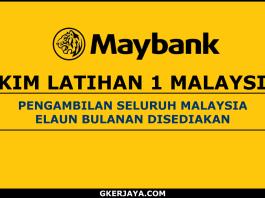 Skim Latihan 1 Malaysia Maybank SL1M MAYBANK (1)