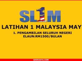 Skim Latihan 1 Malaysia di Maybank Seluruh Negeri