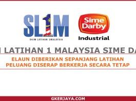 Skim Latihan 1Malaysia Sime Darby Industrial October Intake