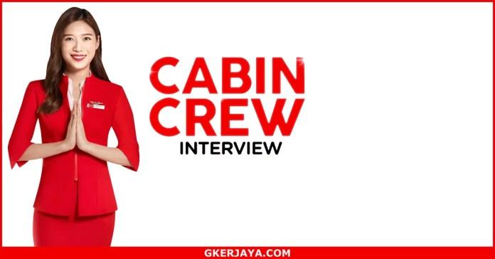 Temuduga terbuka Cabin Crew Kota Kinabalu