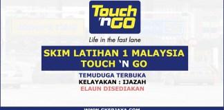 Temuduga terbuka SL1M Touch N Go
