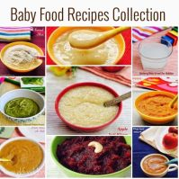 Homemade Baby Food Collection