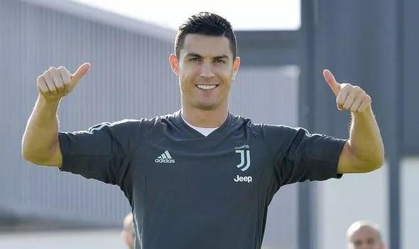 G.O.A.T! Cristiano Ronaldo Scores 700th Career Goal In Portugal Match 1