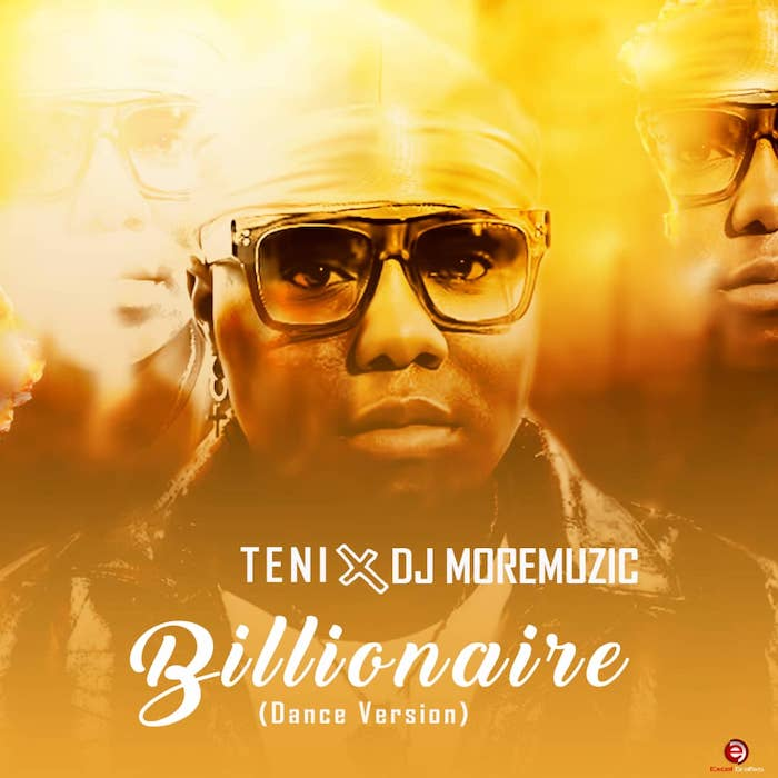 [Music] Teni & DJ Moremuzic – Billionaire (Dance Version) 1