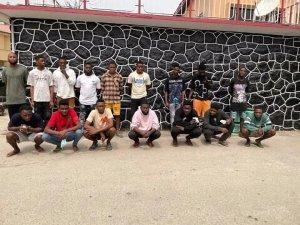 EFCC Arrests 16 Alleged Internet Fraudsters In Lagos 1
