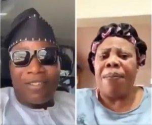 Sunday Igboho Mother Pledges To Punish Whoever Touches Her Son Over Fulani Saga