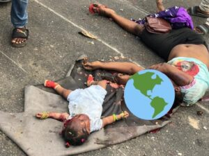 Police Allegedly Killed Mother, Baby On High Chase In Warri