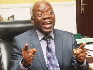 New Service Chiefs: We Are Operating In An Atmosphere Of Impunity – Falana 2