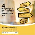 FAQs On Integrating Your MTN Line With The NIN 8