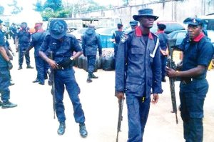 NSCDC Arrests 751 Suspects For Various Crimes In Edo 2