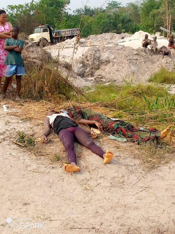Two People Drown In The River (Graphic Photos) 4
