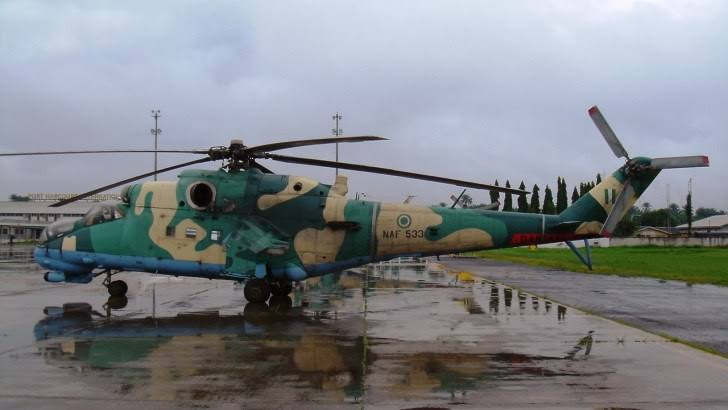 Nigerian Air Force Loses Personnel To Bandits In Kaduna 1