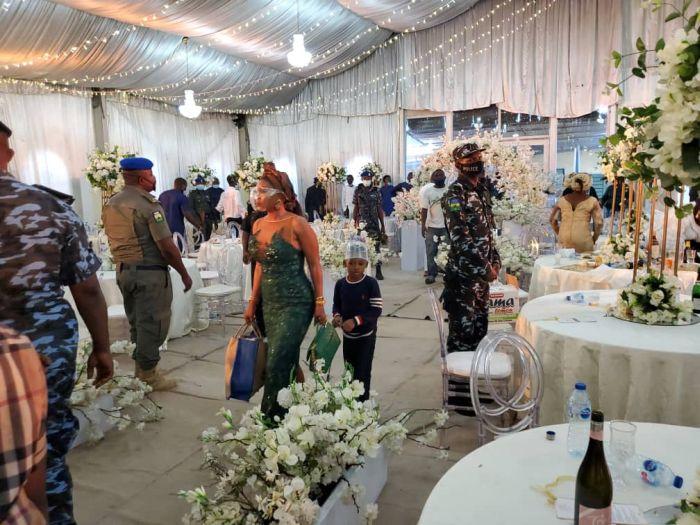 COVID-19: Police Raids Lagos Party, Arrest Organizers [Photos] 1