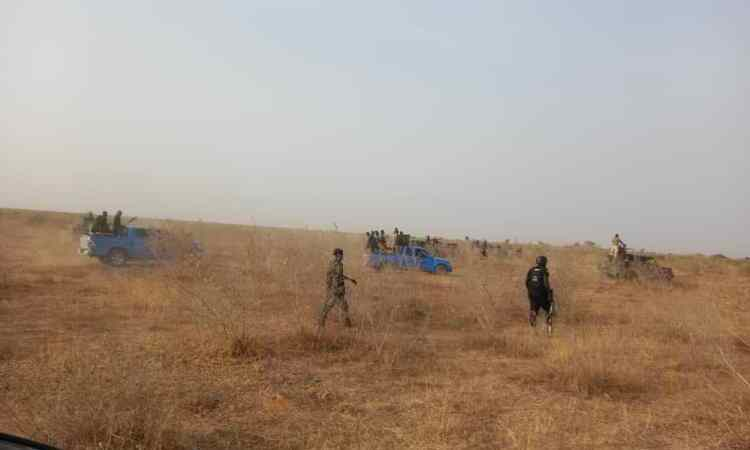 Security Forces Rescue 13 Abducted Travellers From Boko Haram 2