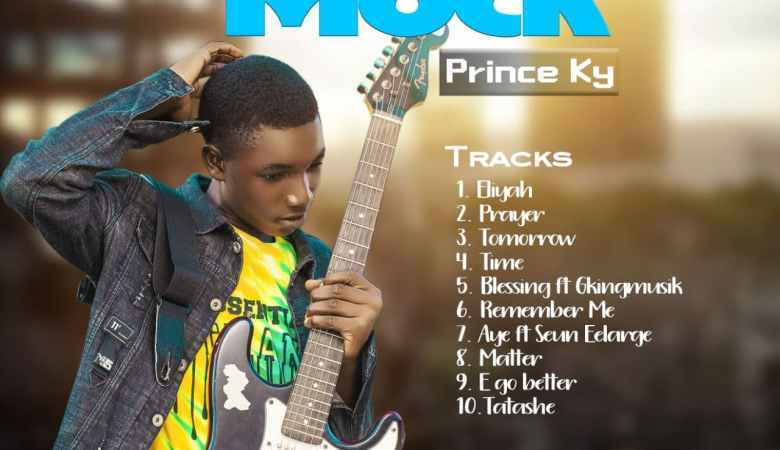 [Music] Prince Ky ft Gkingmusik - Blessing 3