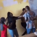 Student Fights Her Lecturer And Tears His Shirt For Not Allowing Her Write An Exam (Video) 11