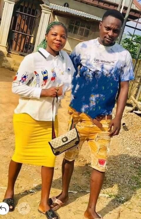 Valentine Gone Wrong! Two Lovers Found Dead In Their Apartment In Delta (Photo) 3