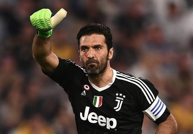 Juventus Goalkeeper Buffon, Fined (See What He Did) 3