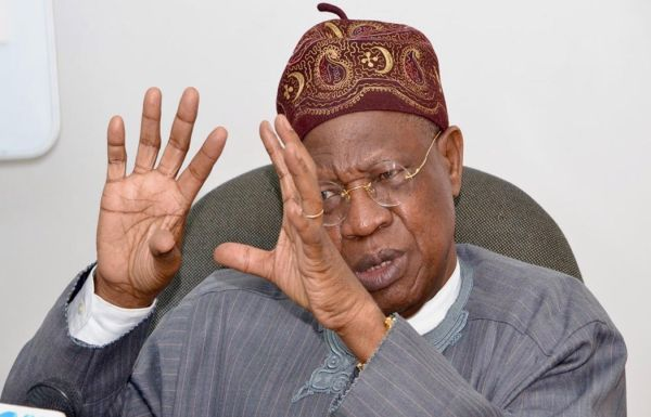 Kagara Abduction: Lai Mohammed Speaks On FG Paying N800m As Ransom 1