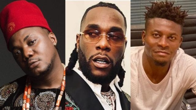 Blood Everywhere As CDQ Was Stabbed By Burna Boy's Men Over Obagoal's Issue (Video) 4