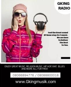 Gking Radio 1