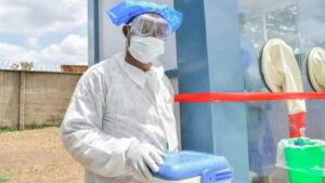 Some People Selling Covid-19 Vaccination Slots – Nigerian Govt 2