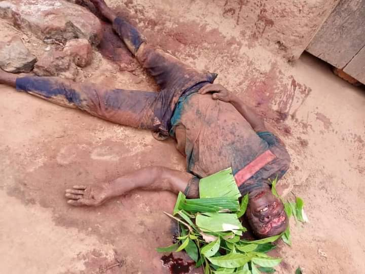 Over 20 Persons Killed In Ebonyi By Suspected Fulani Herdsmen (Disturbing Photos) 4