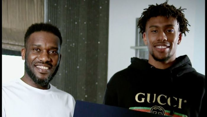 Read What Alex Iwobi Said About Jay Jay Okocha That Is Seriously Trending 1