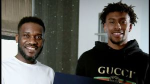 Read What Alex Iwobi Said About Jay Jay Okocha That Is Seriously Trending 2
