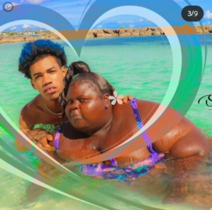 'I Iove Her Heart Not Her Looks' – Man Says As He Shares Loved-Up Photos With His Chubby Girlfriend 6
