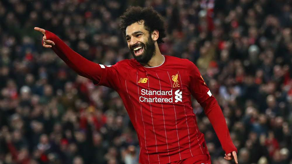 CONGRATS!! Mohammed Salah Wins Player Of The Month Award 1