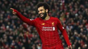 CONGRATS!! Mohammed Salah Wins Player Of The Month Award 2