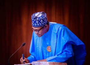 Buhari Begs United States To Send American Soldiers To Help Tackle Nigeria's Insecurity