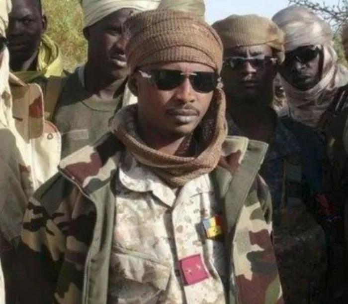 Son Of Chad President, General Kaka Named Interim Head Of State