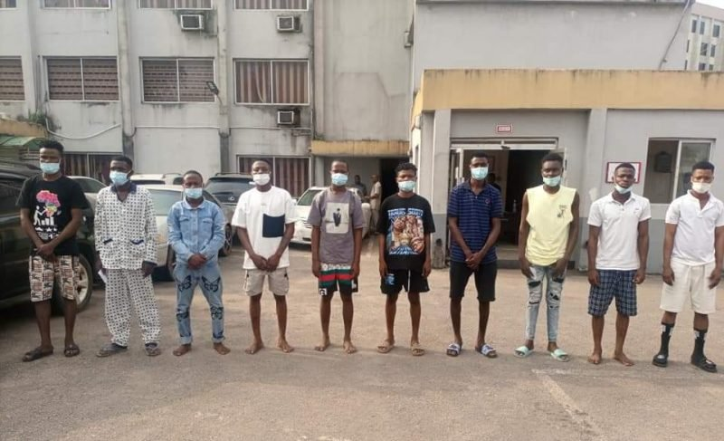 Checkout The Number Of Yahoo Boys & Girls EFCC Arrested In 3 Months 4
