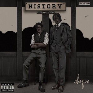 Download Cheque Ft Fireboy DML – History
